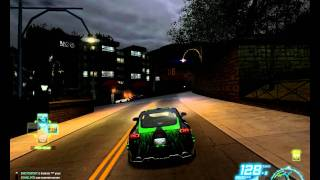 NEED FOR SPEED WORLD ONLINE TREASURE HUNT (Audi TT RS)partea 1