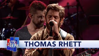"Thomas Rhett: ""Notice"""