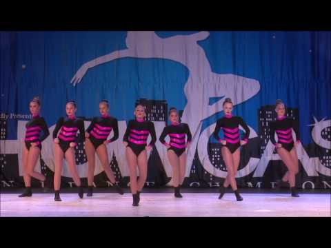 The PDC - Showcase National Dance Champions 2017