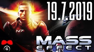 Mass Effect 1 | 19.7.2019 | Agraelus | 1080p60 | PC | CZ