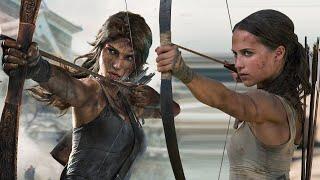 Alicia Vikander Talks Pushing Her Limits in Tomb Raider - Up At Noon Live!