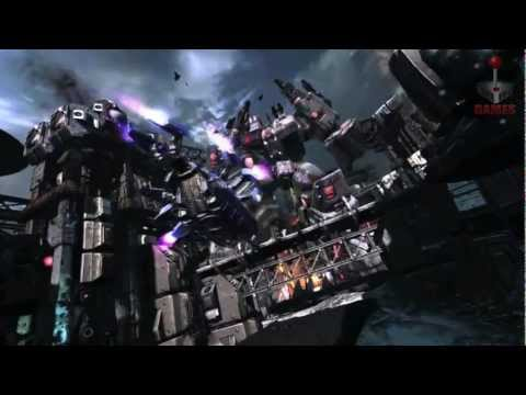 Transformers : Fall of Cybertron - Through The Matrix Trailer - Trailer Legendado