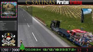 Piratas Trucking Oficial euro Truck Simulator 2 Mp Beyond Baltic Sea Dlc Baltico