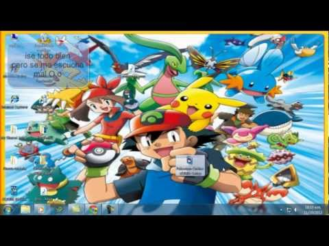 tutorial como descargar e instalar Pokemon Online v2.0.05 para pc full en 1 link