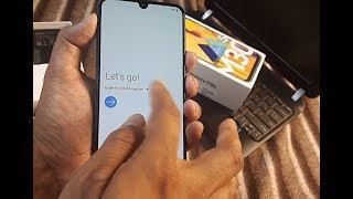 01. how to set up new phone | Samsung M30S
