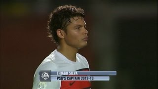 Thiago Silva's first Ligue 1 season