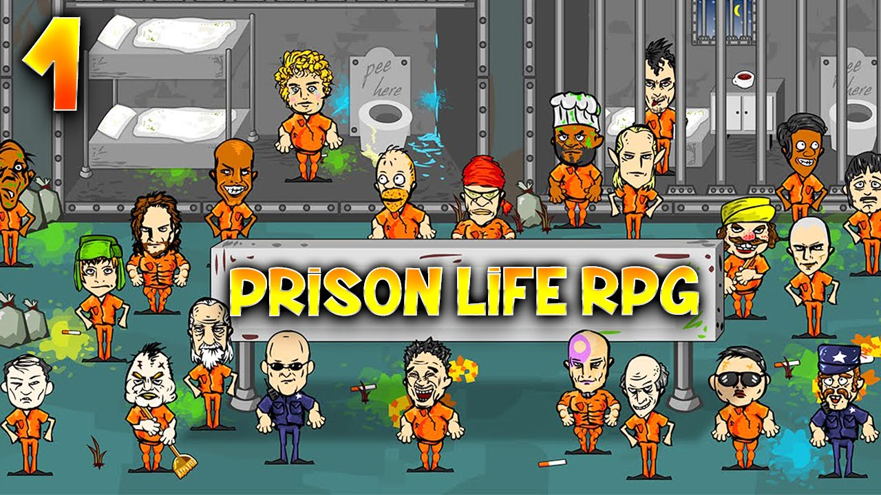 Prison Life RPG v1.4.0 Cracked APK - Cover
