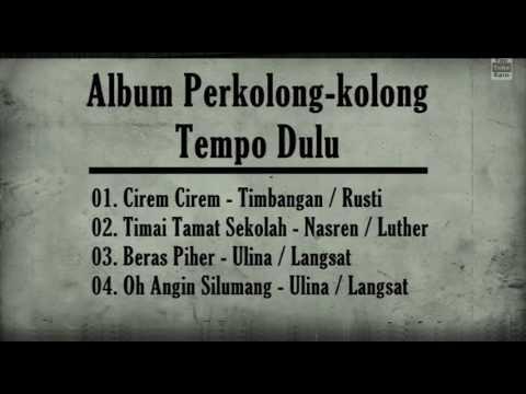Album Perkolong-kolong Tempo Dulu