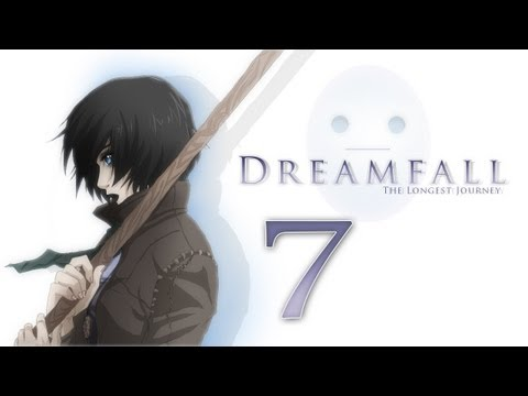 Cry Plays: Dreamfall: The Longest Journey [P7]