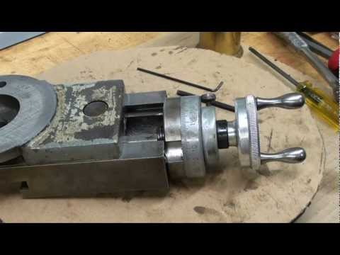 MACHINE SHOP TIPS #64 Clausing Lathe Gibs Pt 2 tubalcain