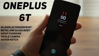 OnePlus 6T Specifications, Price, Release Date, Design, Trailer 2018!