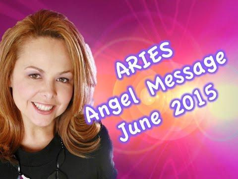 Aries June 2015. Amazing Angel reading!