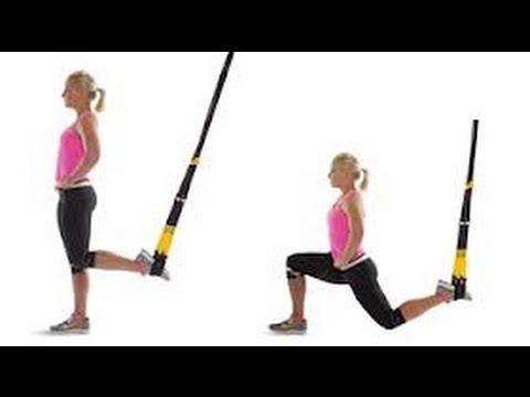 TRX Workout for Women: TRX Butt Workout for Women