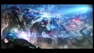 Epic Score - Tech War (No Vocals).