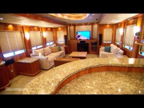 Mobile Homes for the Likes of Leonardo DiCaprio and Brad Pitt