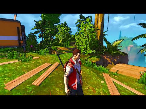 ESCAPE DEAD ISLAND Walkthrough▐ WHOA! What the HELL Just Happened??? (Part 4)