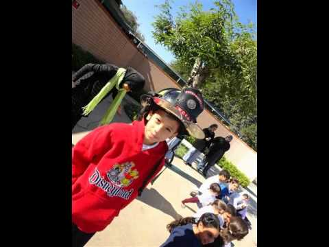 Fire Safety Day at Straight Way School - 12/09/2011