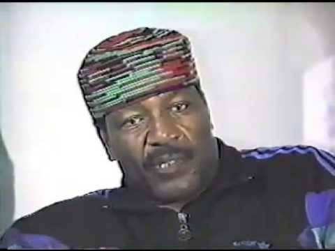 Belize social/political challenge -Nuri Akbar speak with Jim Brown & Kwame Toure