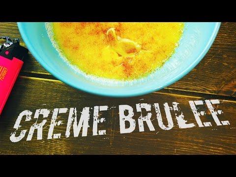 Крем - Брюле | Crème Brûlée