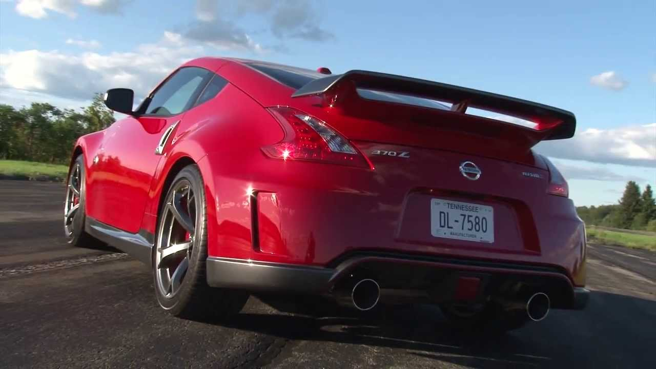 Nissan 370z nismo youtube #3