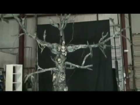Animated Skull Tree thumbnail