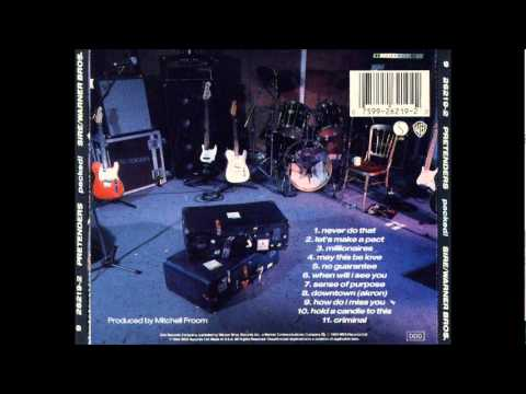 Pretenders - Lets Make A Pact