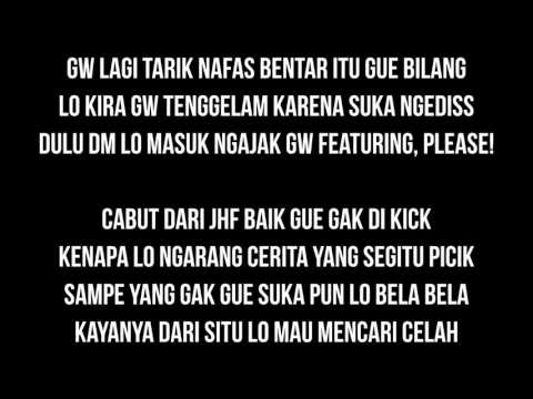 Diss Young Lex - Rapper Lawas