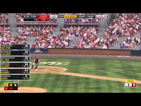 MLB 13 The Show - Challenge Of The Week - (Justin Masterson vs Joey Votto)