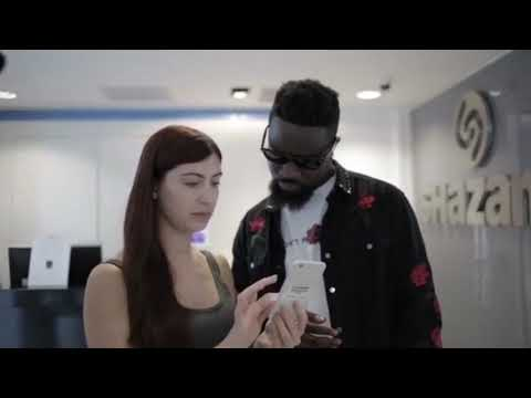 Sarkodie's highest Album U.K. Tour. ( Moving from song music to BBC radio to Shazam)