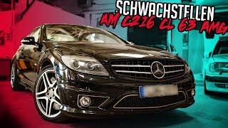 Stern Garage - Ist es das wirklich wert? | Schwachstellen Mercedes AMG C216 CL 63
