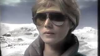 Sunoroid Sunglasses commercial 1980s
