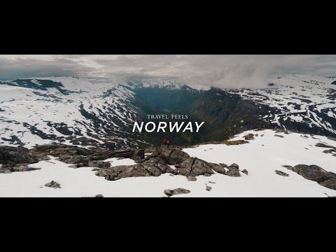 Travel Feels: Norway