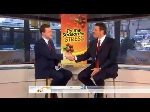 Tony Robbins on Holiday Stress