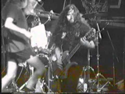 NAPALM DEATH- live asuncion-paraguay 17-10-97 parte 1