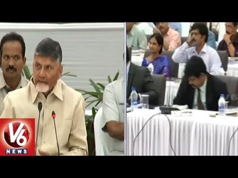Progressive States Will Lose Heavily If 2011 Census Was Taken As Basis, Says AP CM Chandrababu | V6