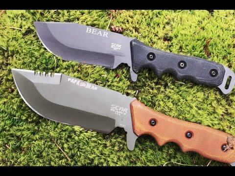 10 Best Survival Knives - Survival. Bushcraft. Camping Knives   ETV-Approved