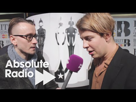 Tom Odell Interview | BRITs 2016