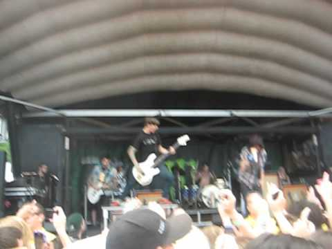Sleeping With Sirens - Do It Now Remember It Later Warped Tour 2012 video