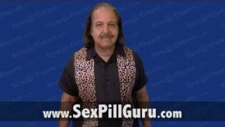Male Enhancement - Ron Jeremy Reviews Over 150 Sex Pills