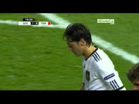 هدف ألمانيا الثاني على تركيا للاعب مسعود اوزيل Music Videos