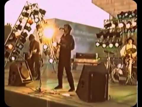 КИНО - Белый день (концерт в Иркутске 27 мая 1990 г.)
