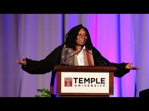 Whoopi Goldberg honored for Excellence In The Media at the 2013 Lew Klein Awards
