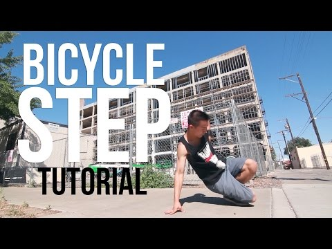 How to Breakdance | Bicycle Step | Footwork 101 thumbnail