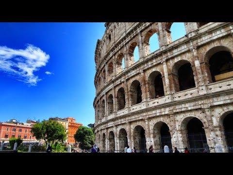 Rom und Umgebung, Trip 2017 GoPro HD, Italy Road Trip.