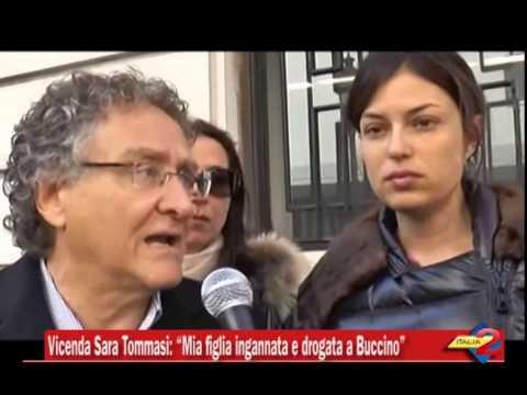 "Vicenda Sara Tommasi: ""Mia figlia ingannata e drogata a Buccino"""