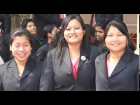 Documentary on Holy Cross College - Agartala