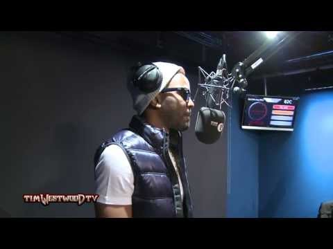 Westwood - Konshens Freestyle Live video