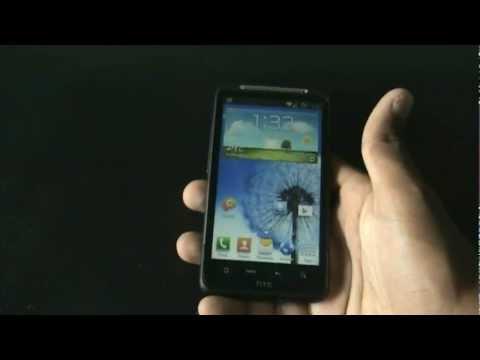 SuperGalaxy For Desire HD & Inpsire 4G | Samsung galaxy S3 Port |
