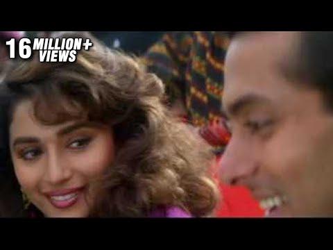Mujhse Judaa Hokar -  Salman Khan & Madhuri Dixit - Hum Aapke...