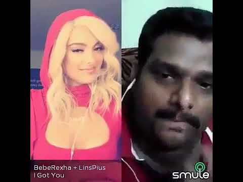 Funny drunk Indian man singing with babe rexha...funny